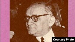 Muzicologul Antoine Goléa, imagine de pe coperta memoriilor sale