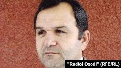 Камариддин Афзали, руководитель отделения запрещенной Партии исламского возрождения Таджикистана в Хатлонской области.