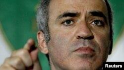 """Гарри Каспаров: """"Каждый делает то, что он может"""""""