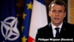 Emmanuel Macron (arxiv fotosu)