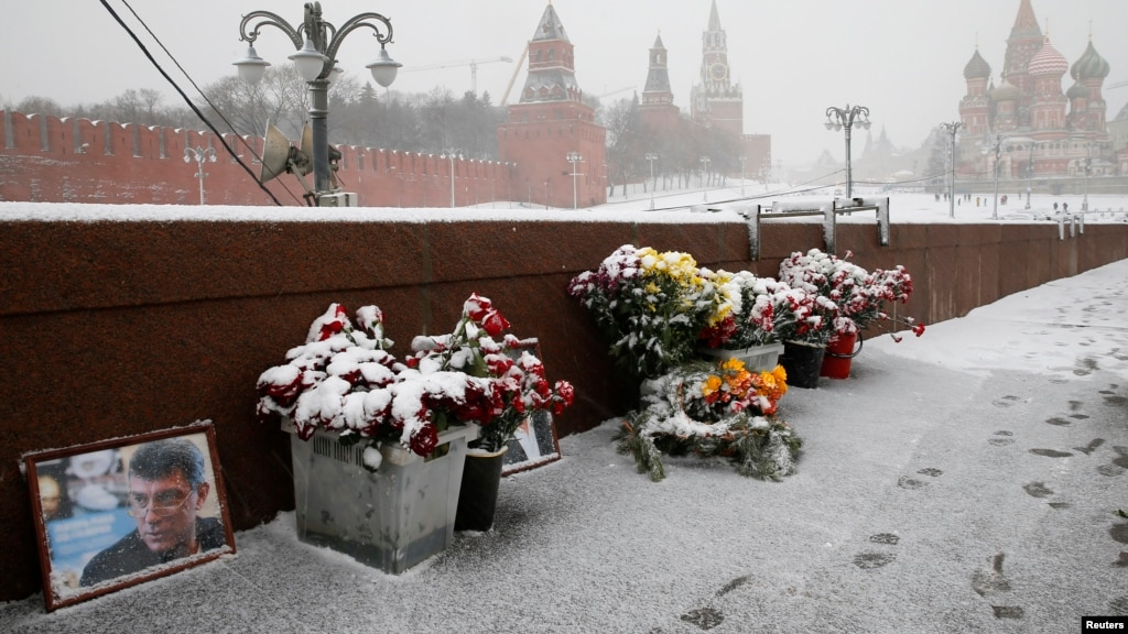 Власти могут согласовать шествие вцентре столицы, посвященное памяти Бориса Немцова