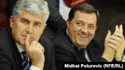 Dragan Čović i Milorag Dodik