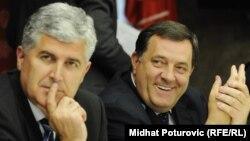 Zašto Zagreb ne reaguje na paktiranje: Dragan Čović i Milorad Dodik