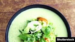 Суп з авакада