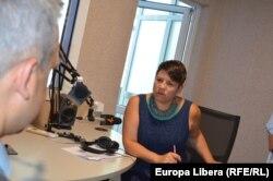 Robertas Šapronas intervievat de Liliana Barbarosie