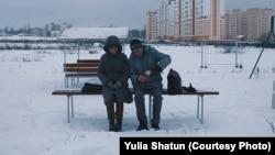 Юлия Шатун снимала своих родителей