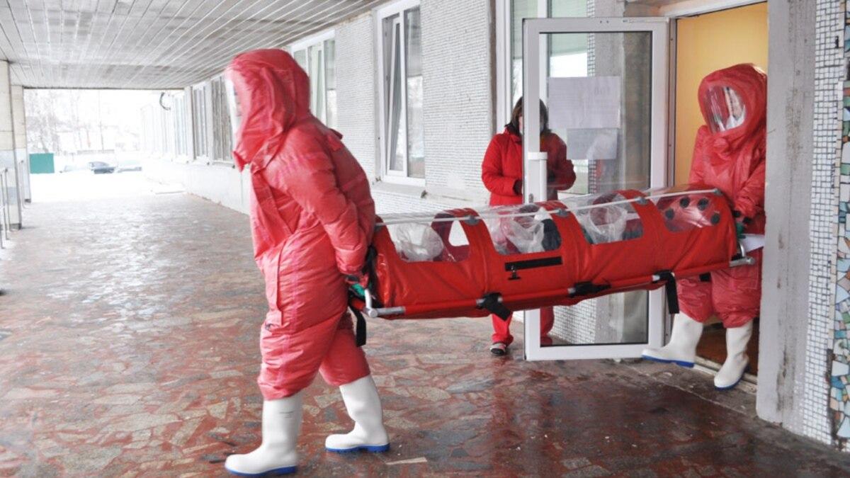 В России число умерших от CОVID-19 превысило тысячу, свыше 100 – только за последние сутки