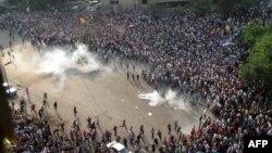 Столкновения в Каире, 6 октября