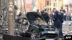 Двойной взрыв в Махачкале (сентябрь 2011 года)