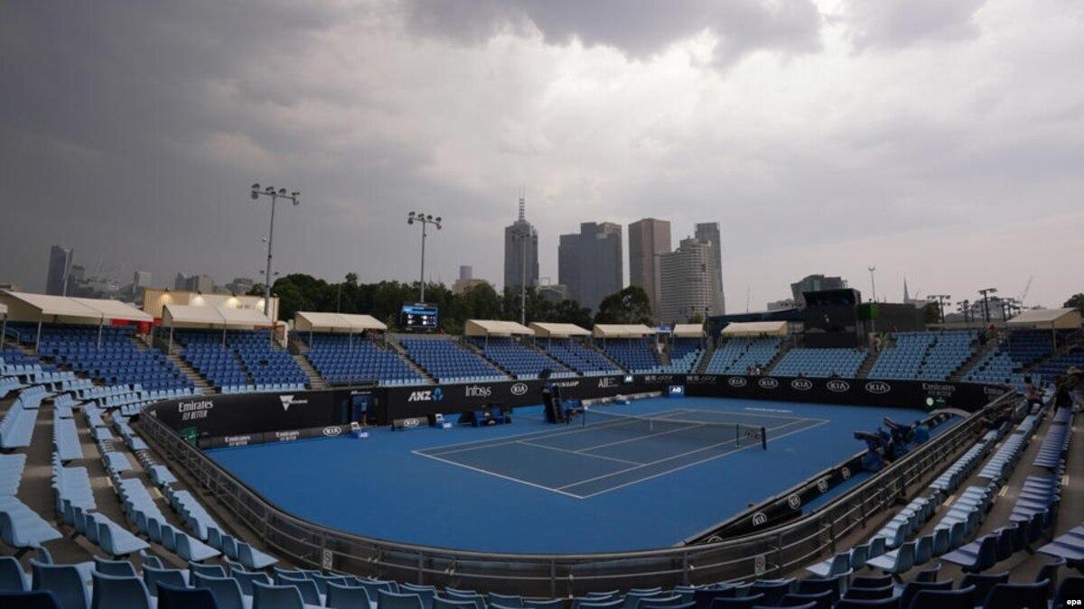 Australian Open: матчи украинок в квалификации перенесли из-за непогоды