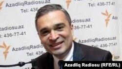Лидер Гражданского движения РЕАЛ Ильгар Мамедов