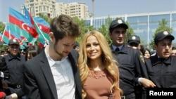 برندگان یورو ویژن از جمهوری آذربایجان