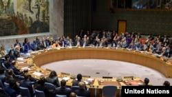 Илустрација - членови на Советот за безбедност на ОН.