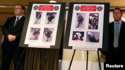 Поліція оприлюдинла фото підозрюваних у бостонських вибухах, 18 квітня 2013 року