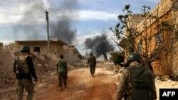 Trupat qeveritare të Sirisë