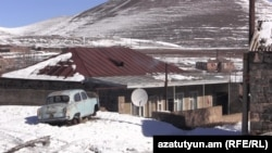 Տեսարան Հարժիս գյուղից