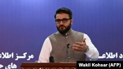 Afghan national-security adviser Hamdullah Mohib met with senior Pakistani officials.