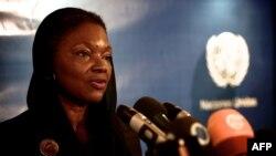 Shefja e OKB-së për çeshtje humanitare, Valerie