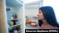 В первые дни эксперимента Мария Ерёменко еще выглядела веселой