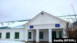 Төркмән авылында мәктәп ябылуга каршы пикет үтте