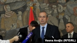 Šef Delegacije EU u Srbiji, Majkl Devenport