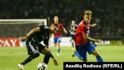 'Qarabağ' - 'Viktoriya Plzen'