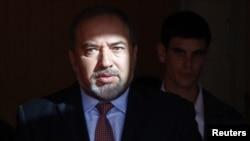 Ministri i jashtëm izraelit, Avigdor Lieberman