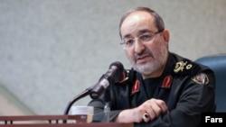 Iranian senior armed forces commander General Masoud Jazayeri