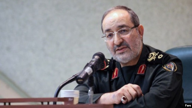 Iranian senior armed forces commander General Masoud Jazayeri