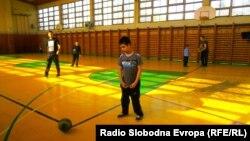 """Проект """"Инклузија преку спорт и рекреација"""" за младите со интелектуална попреченост во Куманово."""