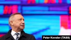 Избранный 8 сентября губернатор Петербурга Александр Беглов