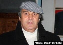 Амнияти Абдуназар, коршиноси тоҷик.