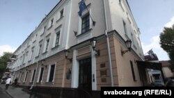 Амбасада Швэцыі ў Беларусі