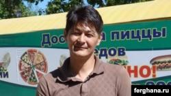 Uzbekistan - correspondent of VOA Abdumalik Boboyev, undated