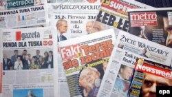 Польские СМИ подошли к выборам во всеоружии