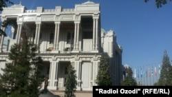 """Бинои """"Кохи Наврӯз"""" дар Тоҷикистон"""