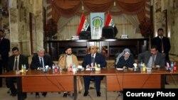 وفد منظمة المؤتمر الاسلامي في بغداد