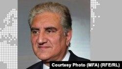 شاه محمود قریشی وزیر خارجه پاکستان