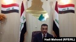 رئيس مجلس محافظة المثنى حاكم الياسري
