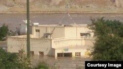 سیل در دزفول، عکس از کاربر رادیو فردا