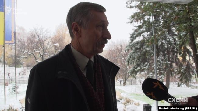 Член Вищої кваліфікаційної комісії суддів України Юрій Тітов