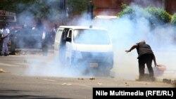 انفجار عبوة ناسفة في القاهرة أثناء تفكيكها