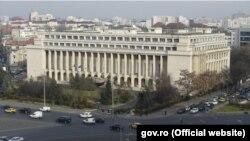 Palatul Victoria de la București