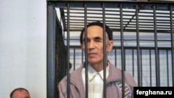 Ethnic Uzbek human rights activist Azimjan Askarov