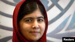 Малала Юсуфзай.