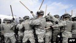В армии все равны