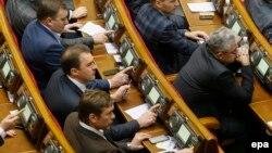 Ukrayna - Parlament mübahisəli qanunu ləğv edir, 28 yanvar 2014