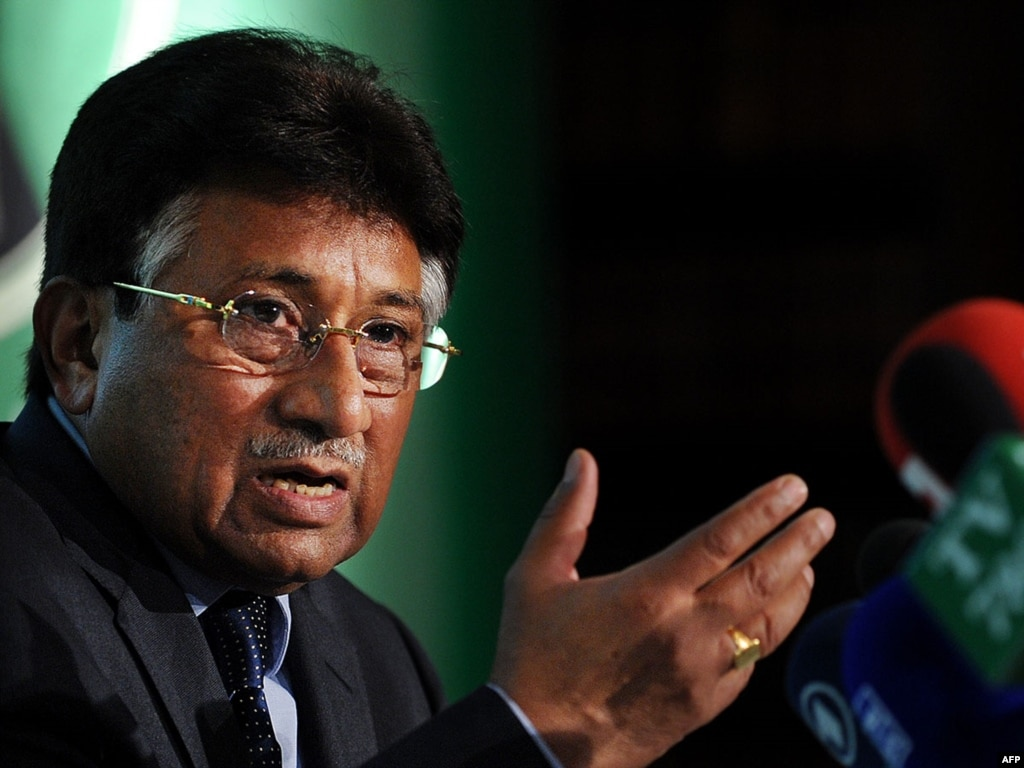 RFE/RL Exclusive: Musharraf Says His New Party Will Lead 'Pakistan ...pervez musharraf