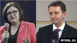 Сигфрид Муресан и Адина Валеан