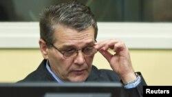 Sredoje Lukić u sudnici Haškog tribunala